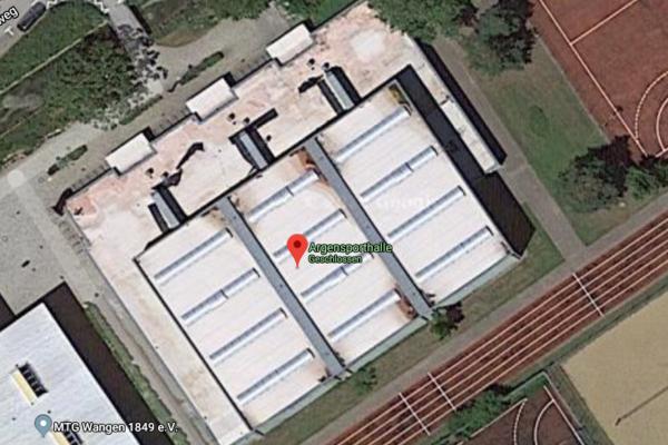 Argensporthalle
