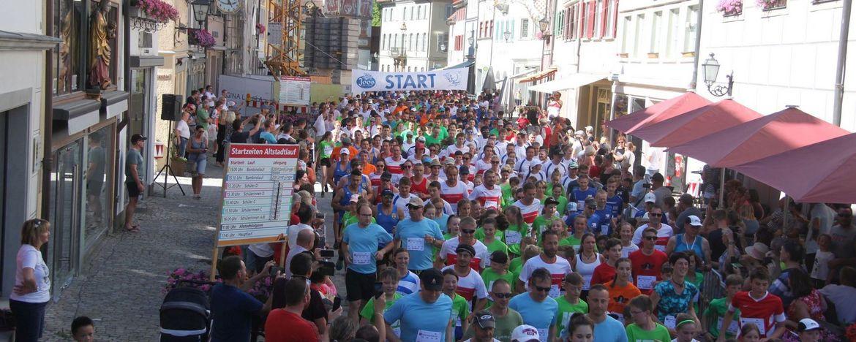 Absage 25. Altstadtlauf und Altstadthockete der MTG Wangen