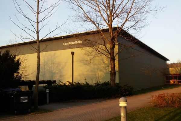 Ebnetsporthalle