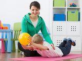 Reha Sport für Kinder